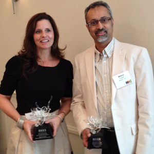 Khabar wins a Magnolia award for design
