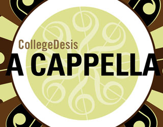 Taal Tadka is one of 7 teams featured in first national Desi A Capella Album