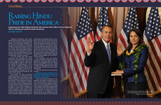 Cover Story: A Chat with Congresswoman Tulsi Gabbard