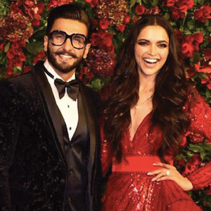 Stars party with newlyweds Deepika and Ranveer