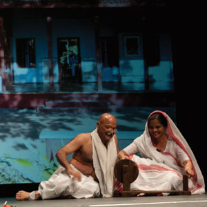 "GFUSA's ""Gandhi"" play is meaningful today"