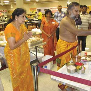 Thousands attend Hindu Temple of Atlanta's Navodaya Celebrations