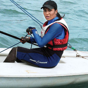 GOOD SPORTS: SAILING TO THE OLYMPICS