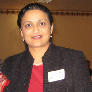 Veena Rao receives Pride of India Award
