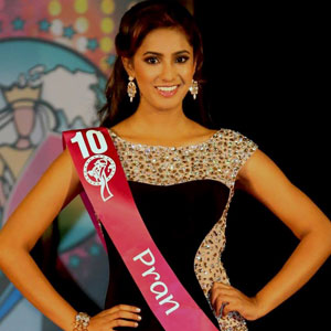 SpotLight: Georgia Girl Is Reigning Miss India USA 2014