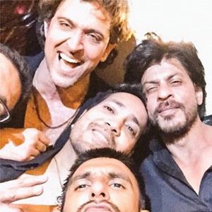 Hrithik Roshan turns 42 in style