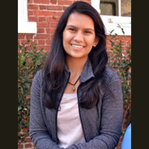 "Saachi Datta honored in Atlanta INtown's ""20 Under 20"""