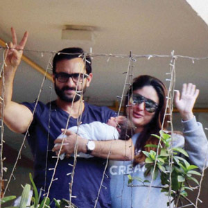Kareena, Saif blessed with a baby boy