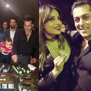 Family & friends celebrate as Salman turns 51