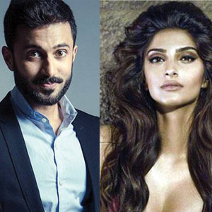 Is Sonam heading towards the altar?