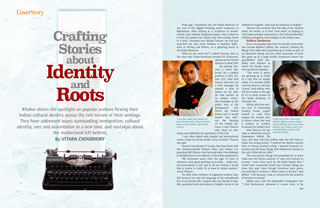 Crafting Stories about Identity and Roots
