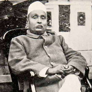 Postcards: Lala Lajpat Rai at Niagara Falls in 1905