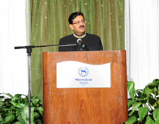 Consul General Kumar holds Republic Day Reception at the Sheraton
