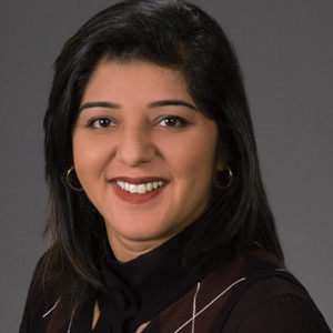 Ashoo Sharma named law partner