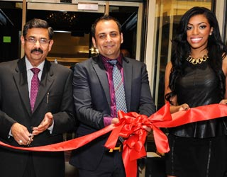Bhindi's grand re-opening a dazzling affair