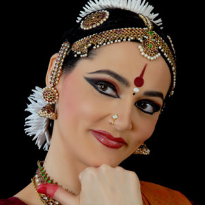 "Indian Life: A ""Can-Indian"" Bharatanatyam Dancer"