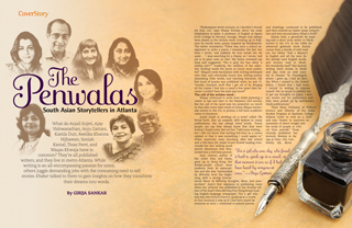 The Penwalas: South Asian Storytellers in Atlanta