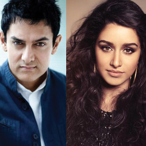 Shraddha Kapoor to play Aamir's love interest?