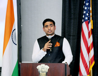 Minister for Andhra Pradesh presents business opportunities to Atlanta companies