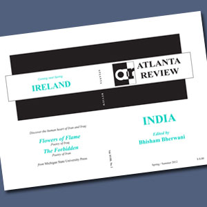 Atlanta Review Showcases Indian Poetry