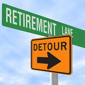 Are People Really Retiring Later?