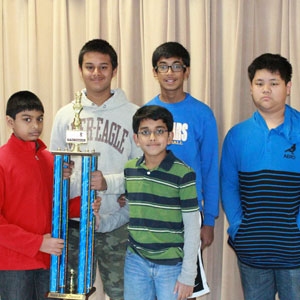 K-8 Georgia State Chess Champions