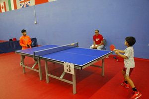 Vibha Dream Play: Chess and Table Tennis for a cause