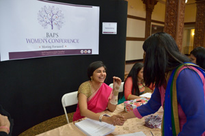 BAPS Women's Conference empowers through faith and education
