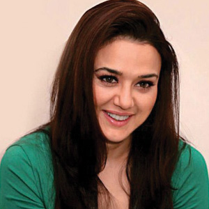 Preity Zinta resurfaces after a hiatus