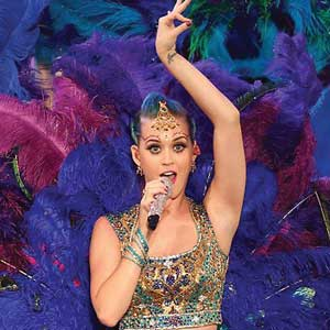 Katy Perry, film stars dazzle at IPL opening ceremony