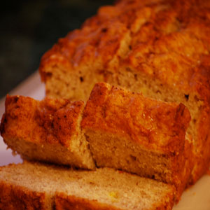 Recipes: Vegan and Gluten-Free Quick Breads