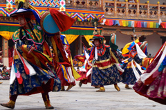 Destination Happiness: Bhutan