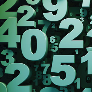 FUN TIME: WHAT'S IN A NUMBER? TWO MUCH