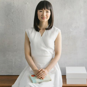 Fun Time: MARIE KONDO CAN SPARK JOY IN MY HOUSE ANYTIME