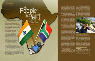People in Peril: Indians in South Africa