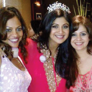 Shilpa Shetty's star-studded baby shower
