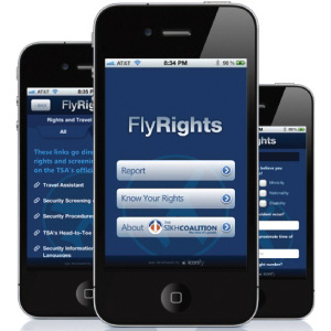An App for Flying Right