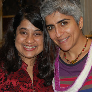 "Aparna Bhattacharyya is ""Champion of Change"""