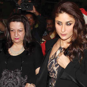 Kapoor family gets together to celebrate Babita's birthday