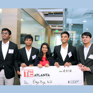 Budding entrepreneurs win big at TYE Pitch Competition