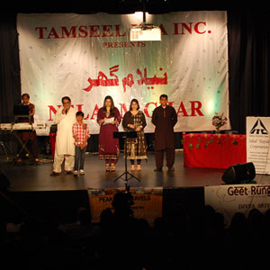 "From entertainment to prizes—""Neelam Ghar"" in Atlanta"