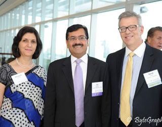 GIACC welcomes Atlanta's first Consul General of India