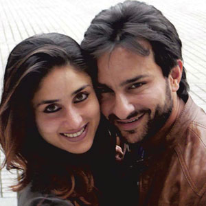 October wedding for Saif, Kareena
