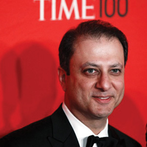Preet Bharara: Man of the Moment