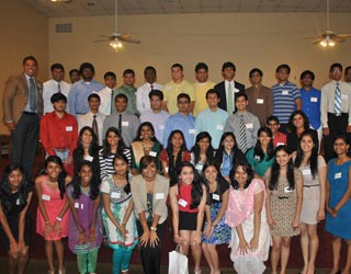 Class of 2013 shines at IASF event