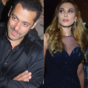 All eyes on Salman and Lulia at Preity's reception