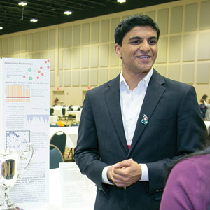 Georgia's finalists in International Science and Engineering Fair