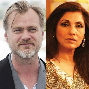 Dimple Kapadia bags Christopher Nolan's film