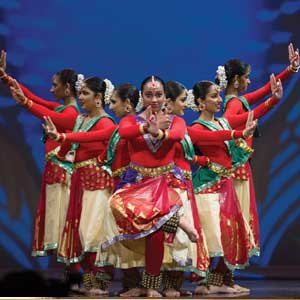 Kruti dances round the world with its show, Bhoomi
