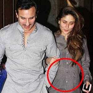 Its official! Kareena Kapoor Khan is expecting
